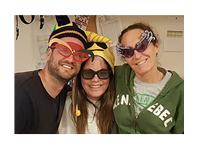 Your Camp Kennebec Directors Rob Deman, Elyse Duchesne &Donna Segal